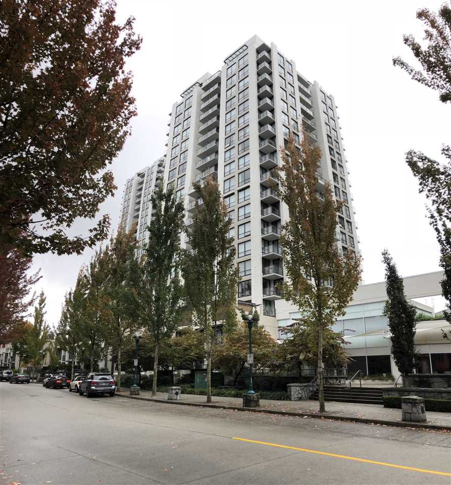 """Main Photo: 1806 1185 THE HIGH Street in Coquitlam: North Coquitlam Condo for sale in """"CLAREMONT"""" : MLS®# R2313711"""