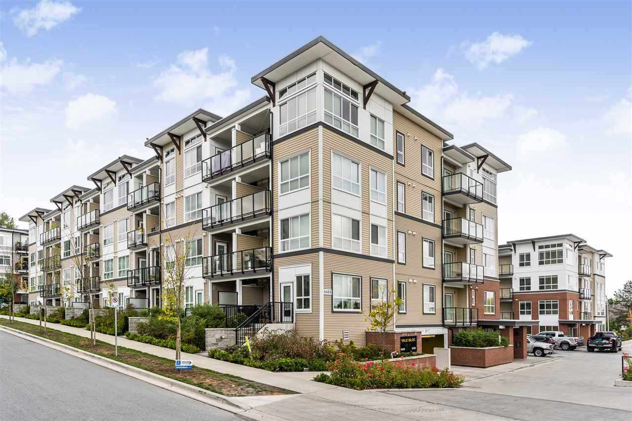 "Main Photo: 406 6438 195A Street in Surrey: Clayton Condo for sale in ""YALEBLOC2"" (Cloverdale)  : MLS®# R2323602"