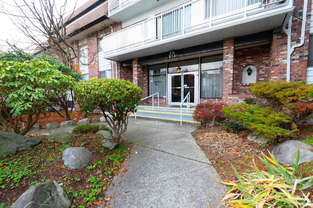 """Main Photo: 212 815 FOURTH Avenue in New Westminster: Uptown NW Condo for sale in """"NORFOLK HOUSE"""" : MLS®# R2323781"""