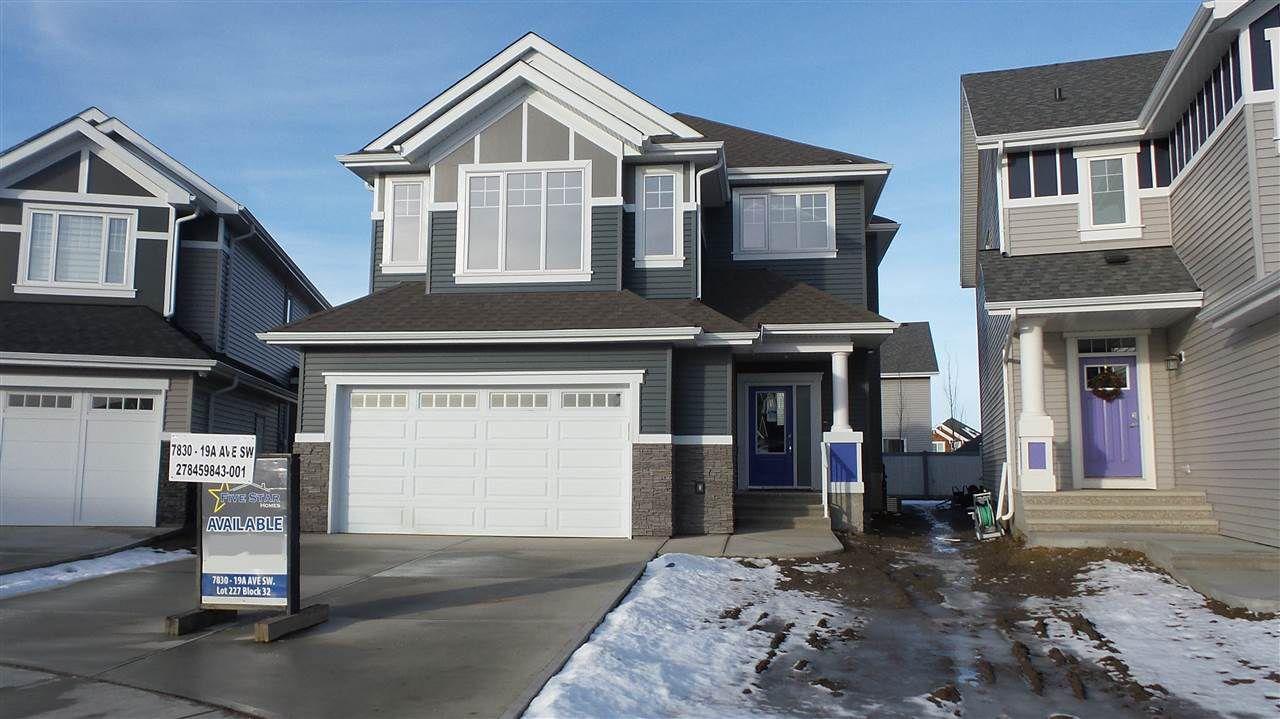 Main Photo: 7830 19A Avenue in Edmonton: Zone 53 House for sale : MLS®# E4136332