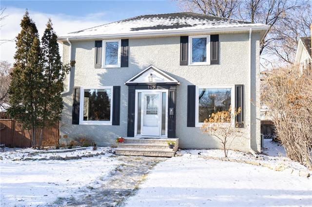 Main Photo: 149 Brock Street in Winnipeg: River Heights North Residential for sale (1C)  : MLS®# 1903554