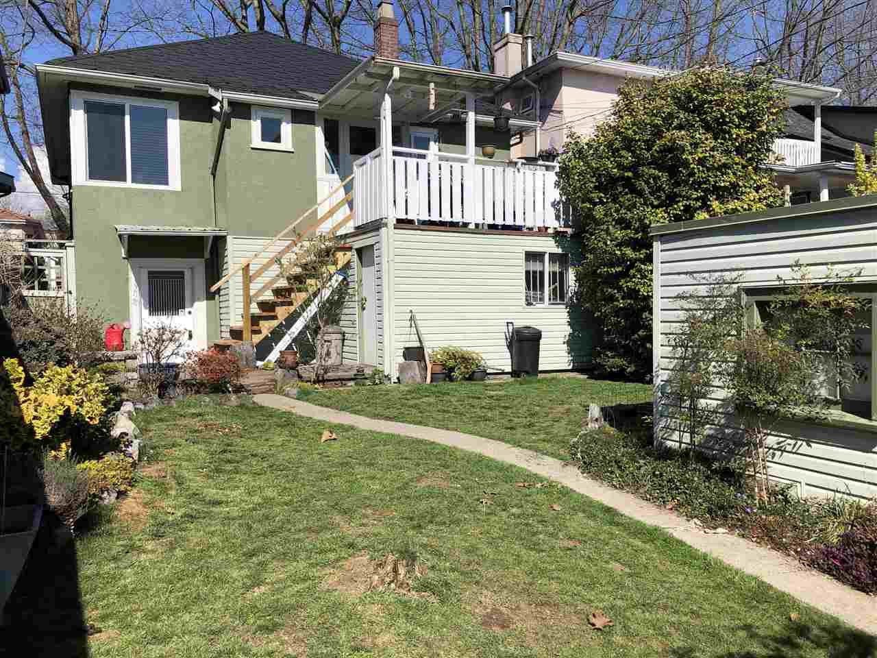 Main Photo: 3510 TURNER Street in Vancouver: Renfrew VE House for sale (Vancouver East)  : MLS®# R2355313