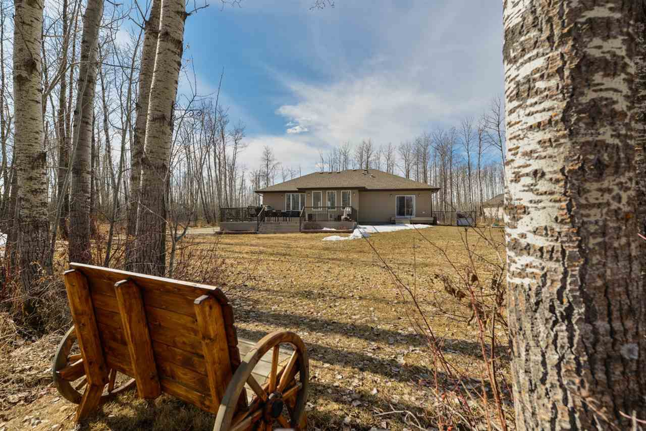 Main Photo: 47 53521 RGE RD 272: Rural Parkland County House for sale : MLS®# E4151547