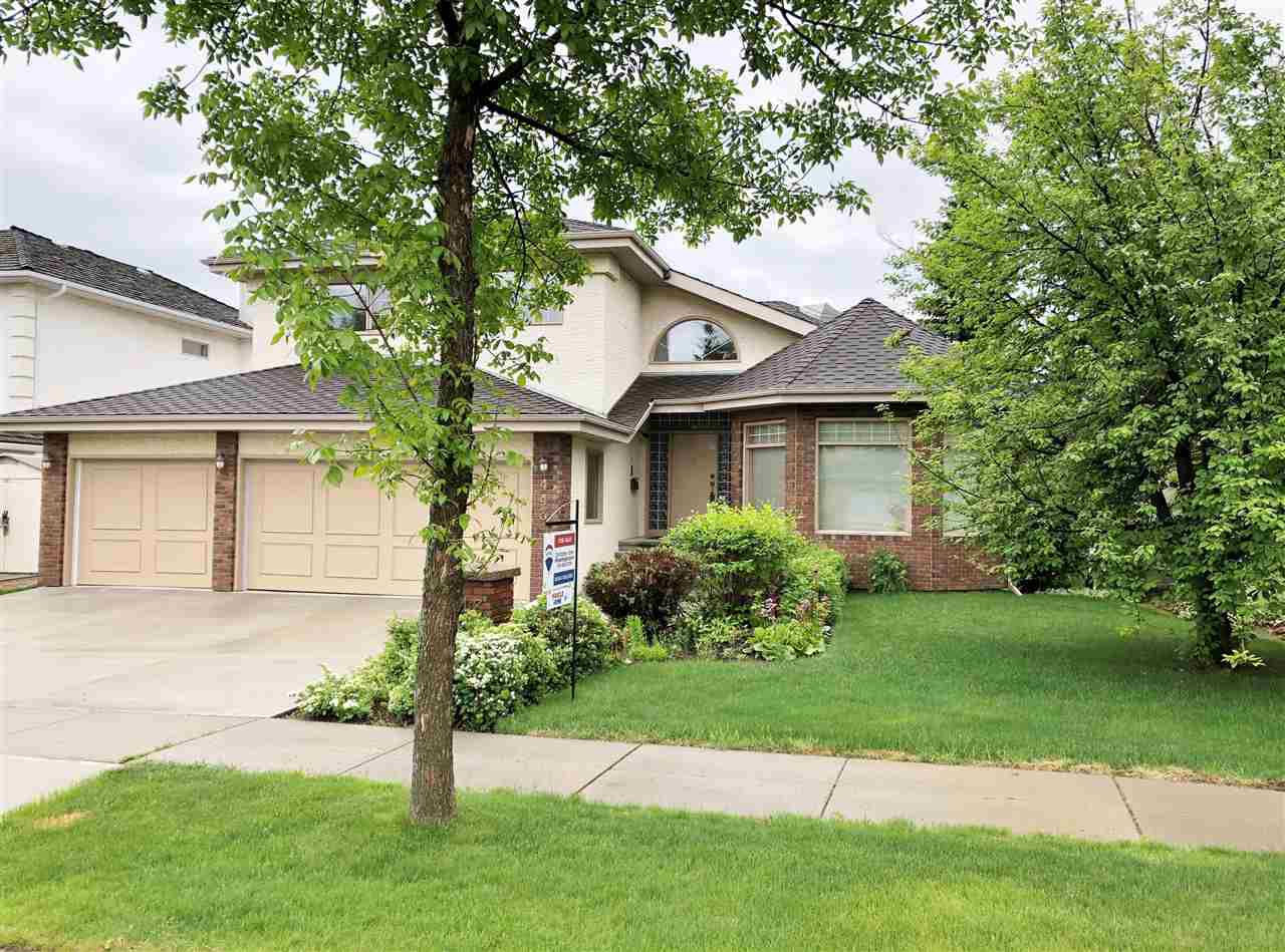 Main Photo: 443 BUTCHART Drive in Edmonton: Zone 14 House for sale : MLS®# E4153479