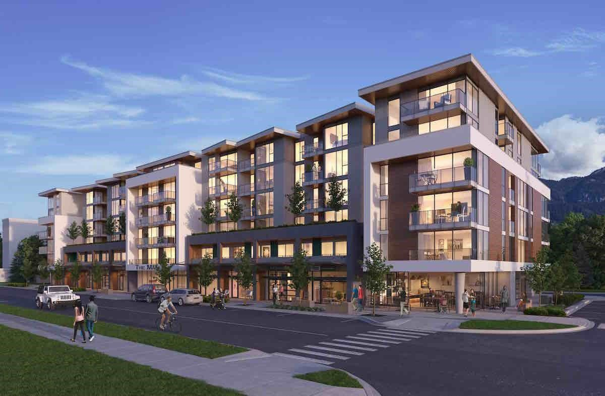 """Main Photo: 419 37881 CLEVELAND Avenue in Squamish: Downtown SQ Condo for sale in """"The Main"""" : MLS®# R2373934"""