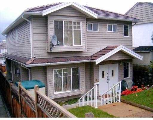 Main Photo: 4661 CANADA WY in Burnaby: Central BN House 1/2 Duplex for sale (Burnaby North)  : MLS®# V564299