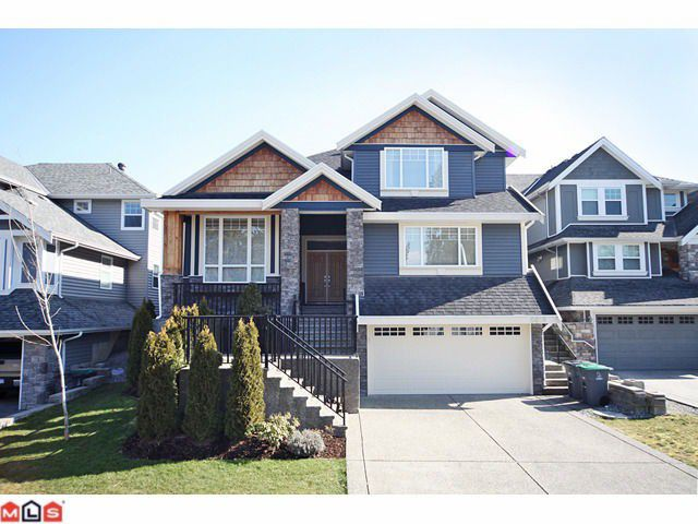 Main Photo: 6658 181ST Street in Surrey: Cloverdale BC House for sale (Cloverdale)  : MLS®# F1105939