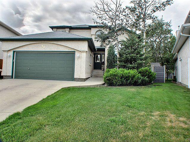 Main Photo: 94 Bloomer Crescent in winnipeg: Residential for sale (Winnipeg area)  : MLS®# 1216567
