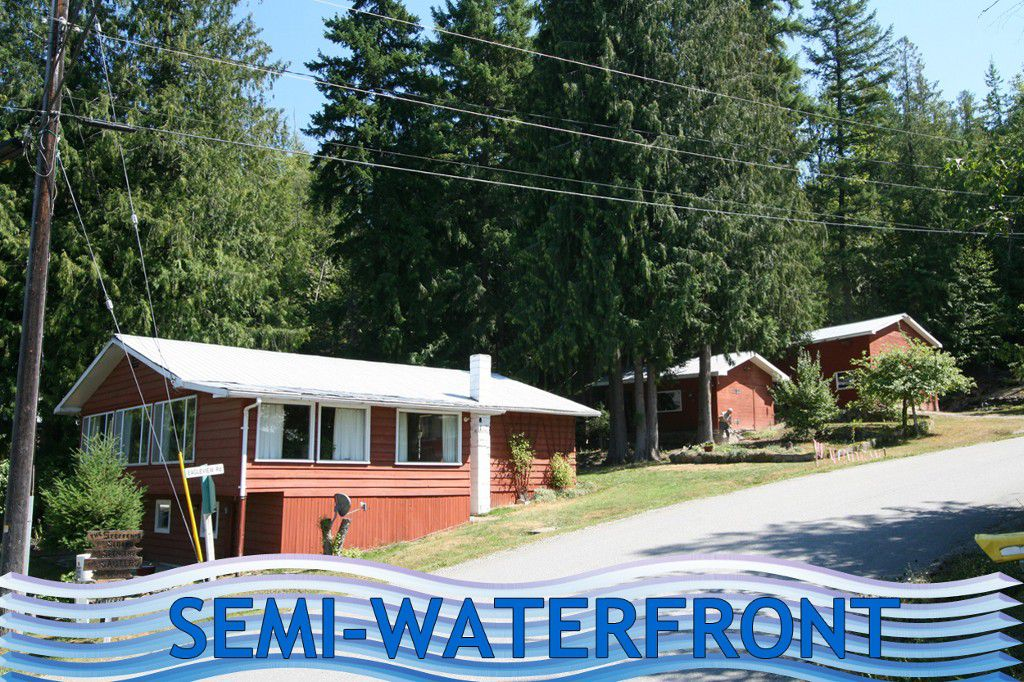 Main Photo: 3294 Eagle Bay Road: Blind Bay House for sale (Shuswap Lake)  : MLS®# 10078322