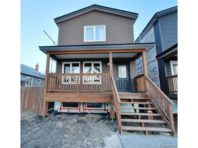 Main Photo: 114 Harrowby Avenue in WINNIPEG: St Vital Residential for sale (South East Winnipeg)  : MLS®# 1508835