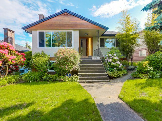 Main Photo: 2512 E 29TH Avenue in Vancouver: Collingwood VE House for sale (Vancouver East)  : MLS®# V1124717