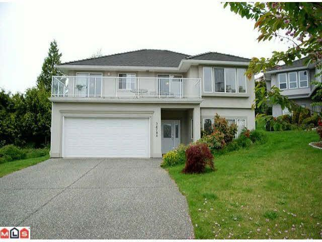 """Main Photo: 34786 BREALEY Court in Mission: Hatzic House for sale in """"RIVERBEND ESTATES"""" : MLS®# F1445877"""