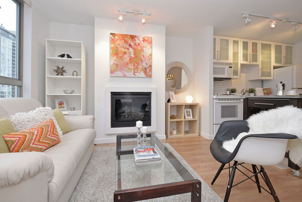 """Main Photo: 1201 1225 RICHARDS Street in Vancouver: Downtown VW Condo for sale in """"The EDEN"""" (Vancouver West)  : MLS®# R2023937"""