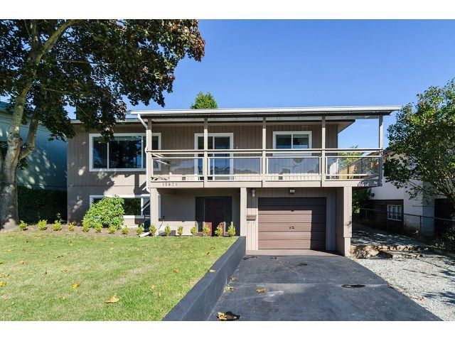 Main Photo: 15871 THRIFT Avenue: White Rock House for sale (South Surrey White Rock)  : MLS®# R2057585