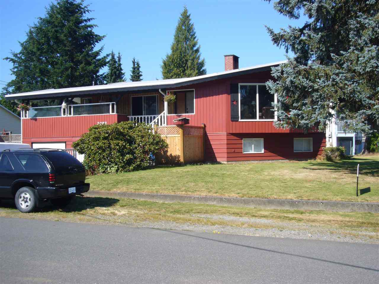 Main Photo: 2087 WILEROSE Street in Abbotsford: Central Abbotsford House for sale : MLS®# R2096160