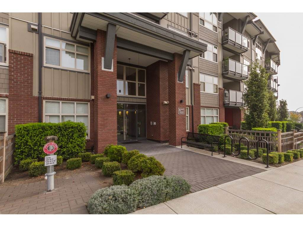 """Main Photo: 212 19201 66A Avenue in Surrey: Clayton Condo for sale in """"One92"""" (Cloverdale)  : MLS®# R2112521"""