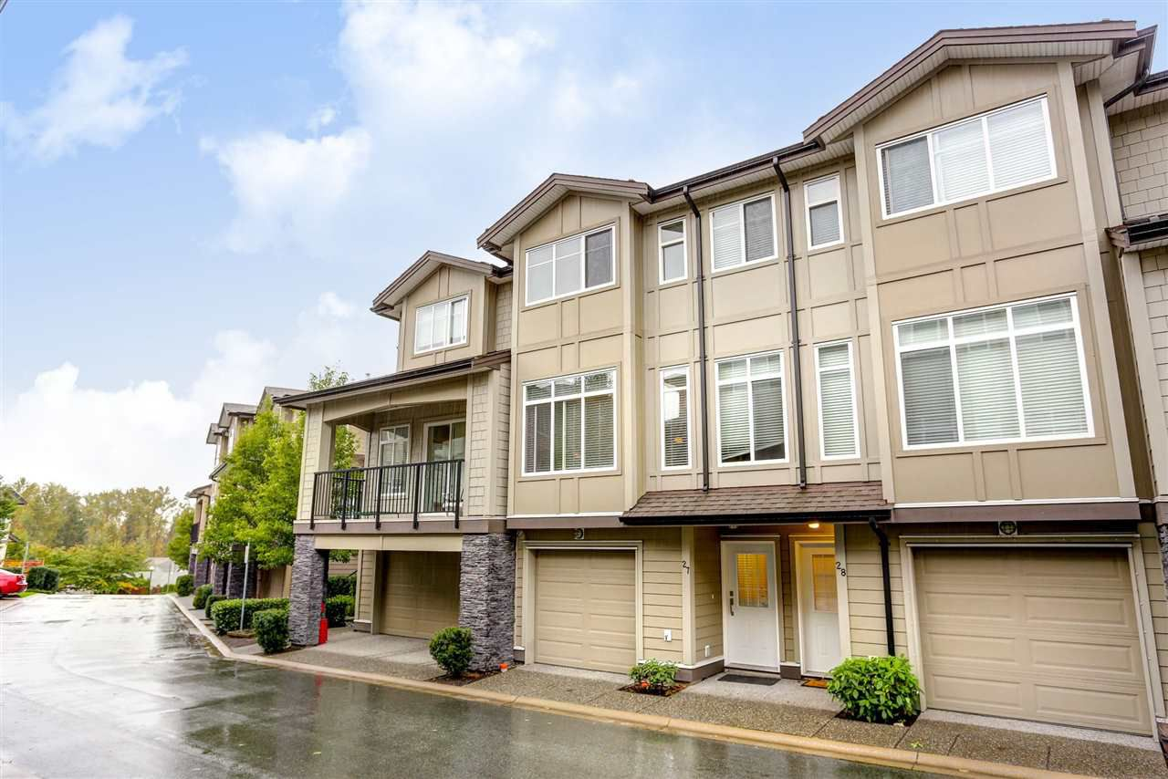 "Main Photo: 27 22865 TELOSKY Avenue in Maple Ridge: East Central Condo for sale in ""WINDSONG"" : MLS®# R2117225"