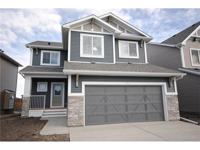 Main Photo: 42 CANALS Close SW: Airdrie House for sale : MLS®# C4098440