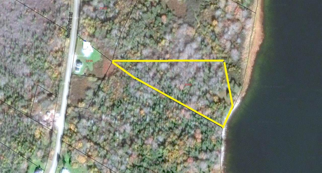 Photo 1: Photos: 3546 Sandy Point Road in Jordan Bay: 407-Shelburne County Vacant Land for sale (South Shore)  : MLS®# 201726716