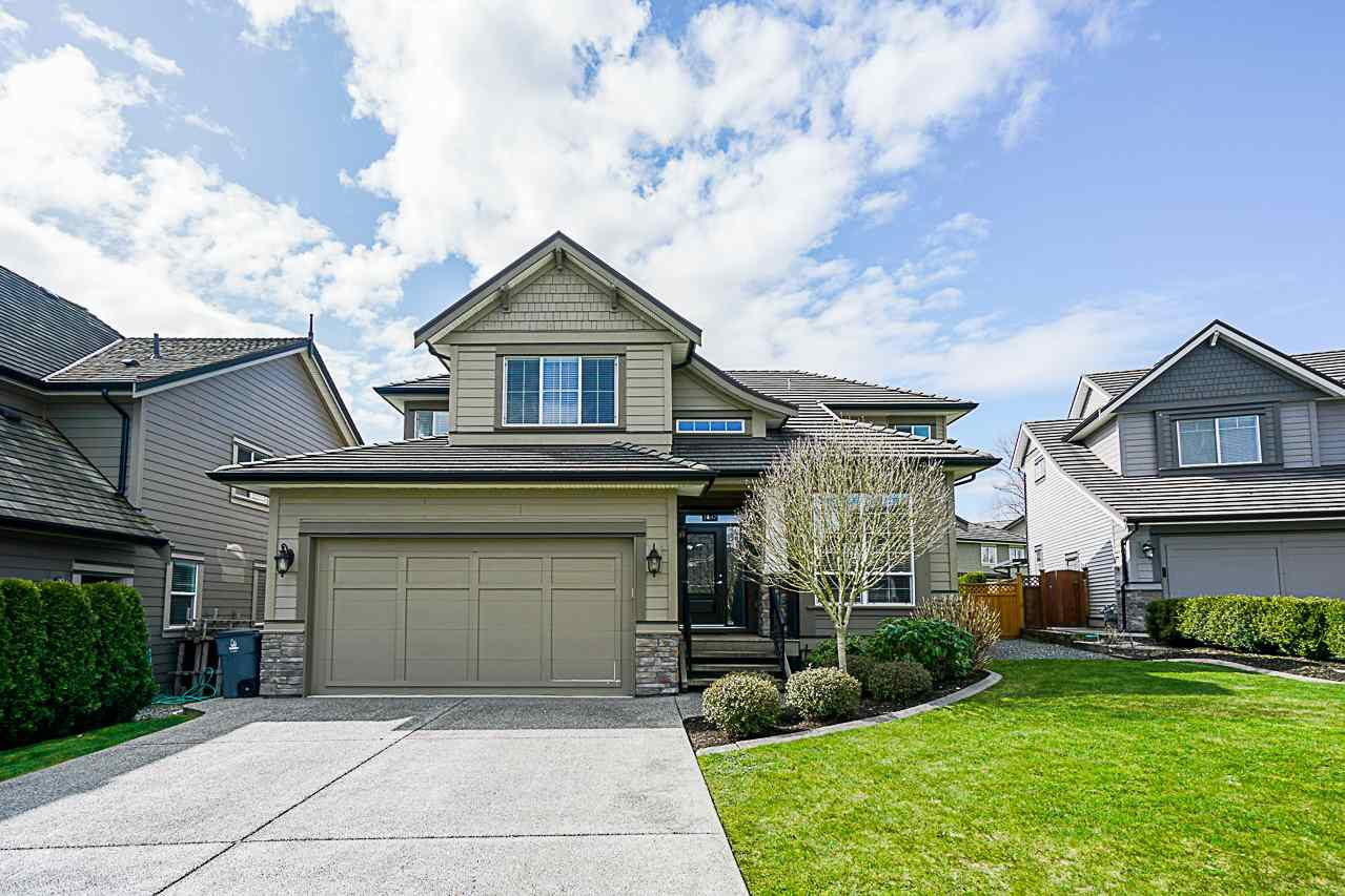 "Main Photo: 7857 164B Street in Surrey: Fleetwood Tynehead House for sale in ""Hazelwood Estates"" : MLS®# R2249776"