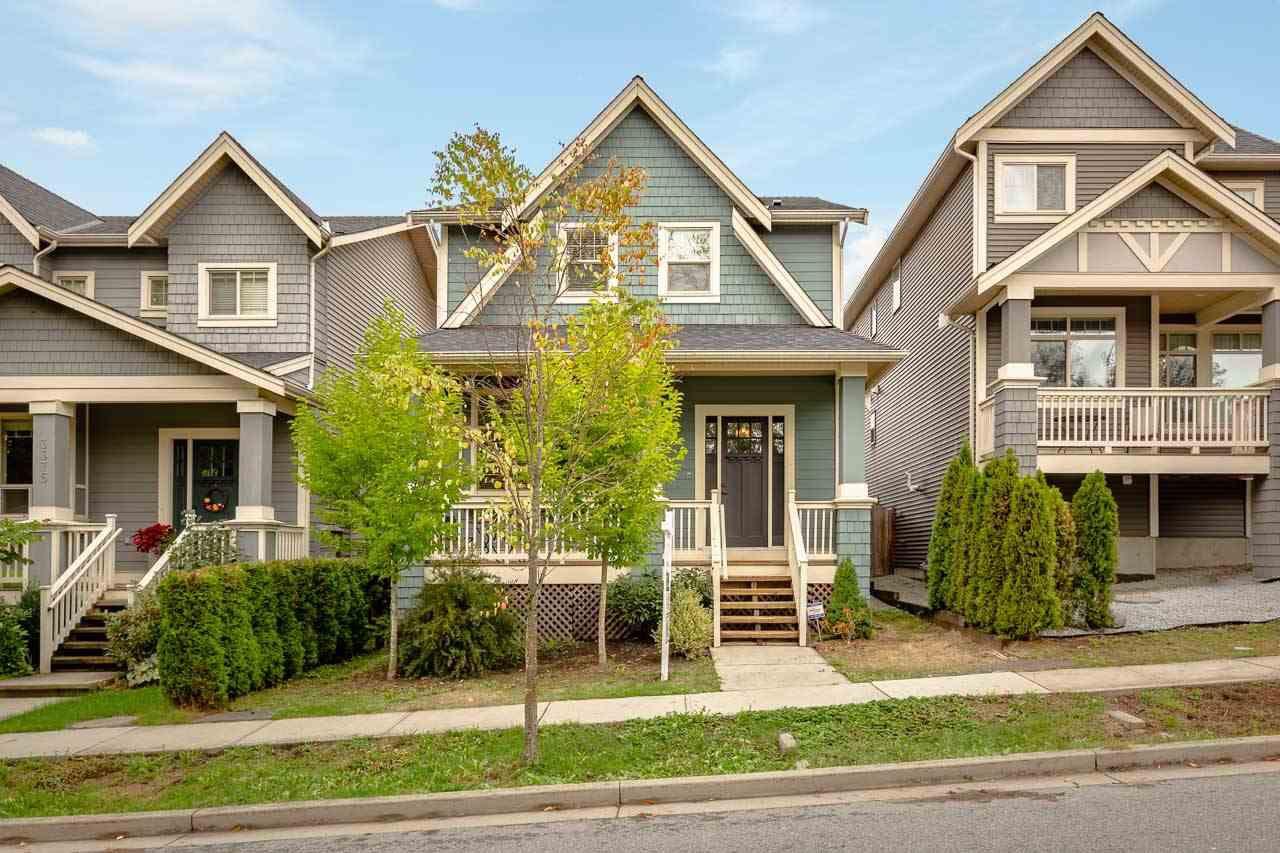 "Main Photo: 3377 MILLARD Avenue in Coquitlam: Burke Mountain House for sale in ""BURKE MOUNTAIN"" : MLS®# R2307179"