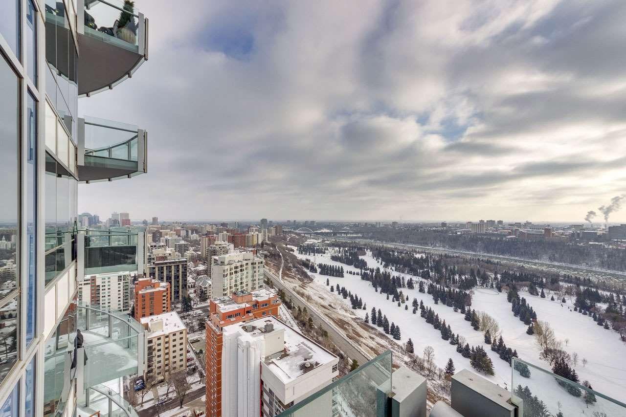 Photo 13: Photos: 2703 11969 JASPER Avenue in Edmonton: Zone 12 Condo for sale : MLS®# E4135423