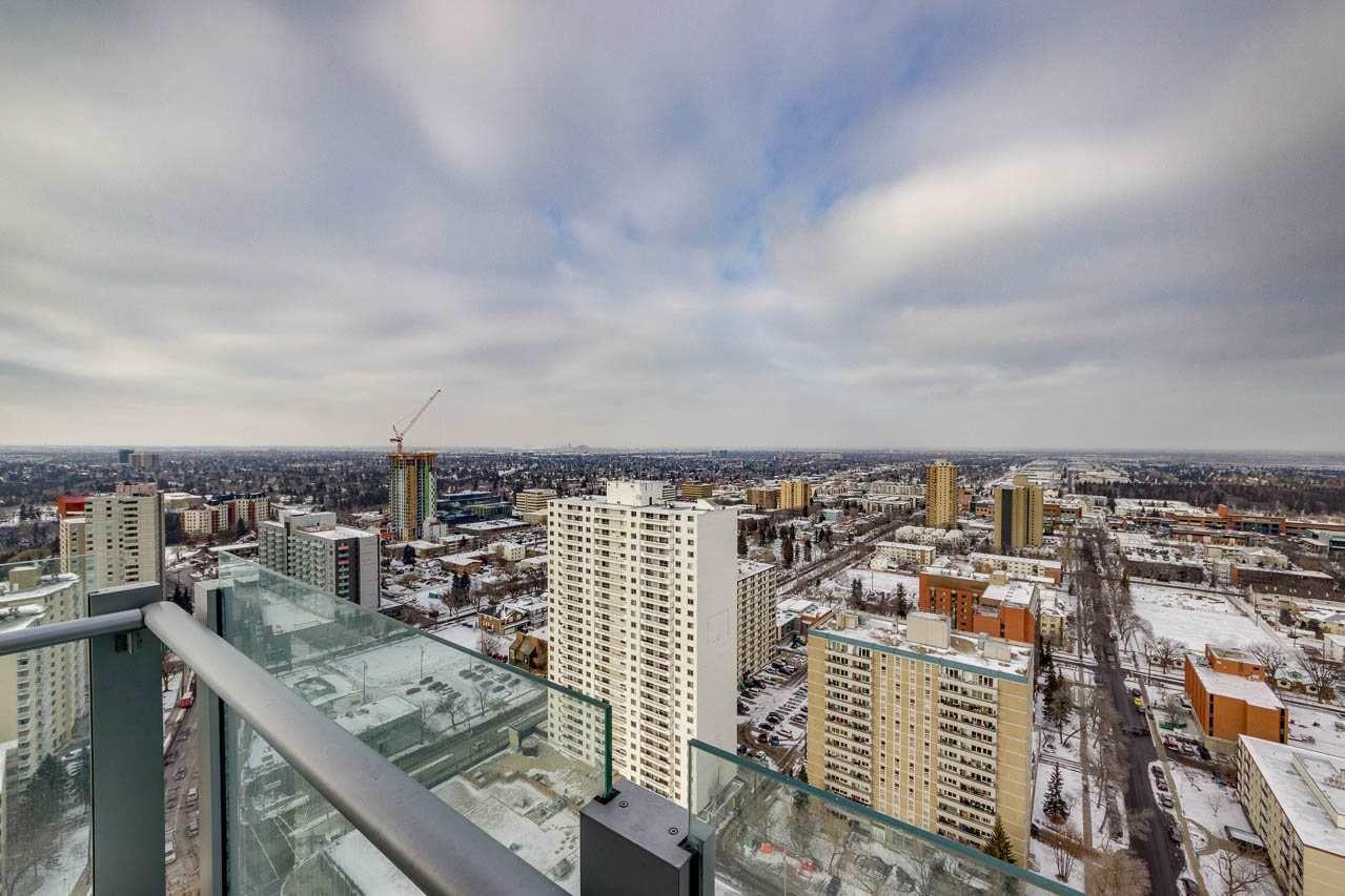Photo 24: Photos: 2703 11969 JASPER Avenue in Edmonton: Zone 12 Condo for sale : MLS®# E4135423