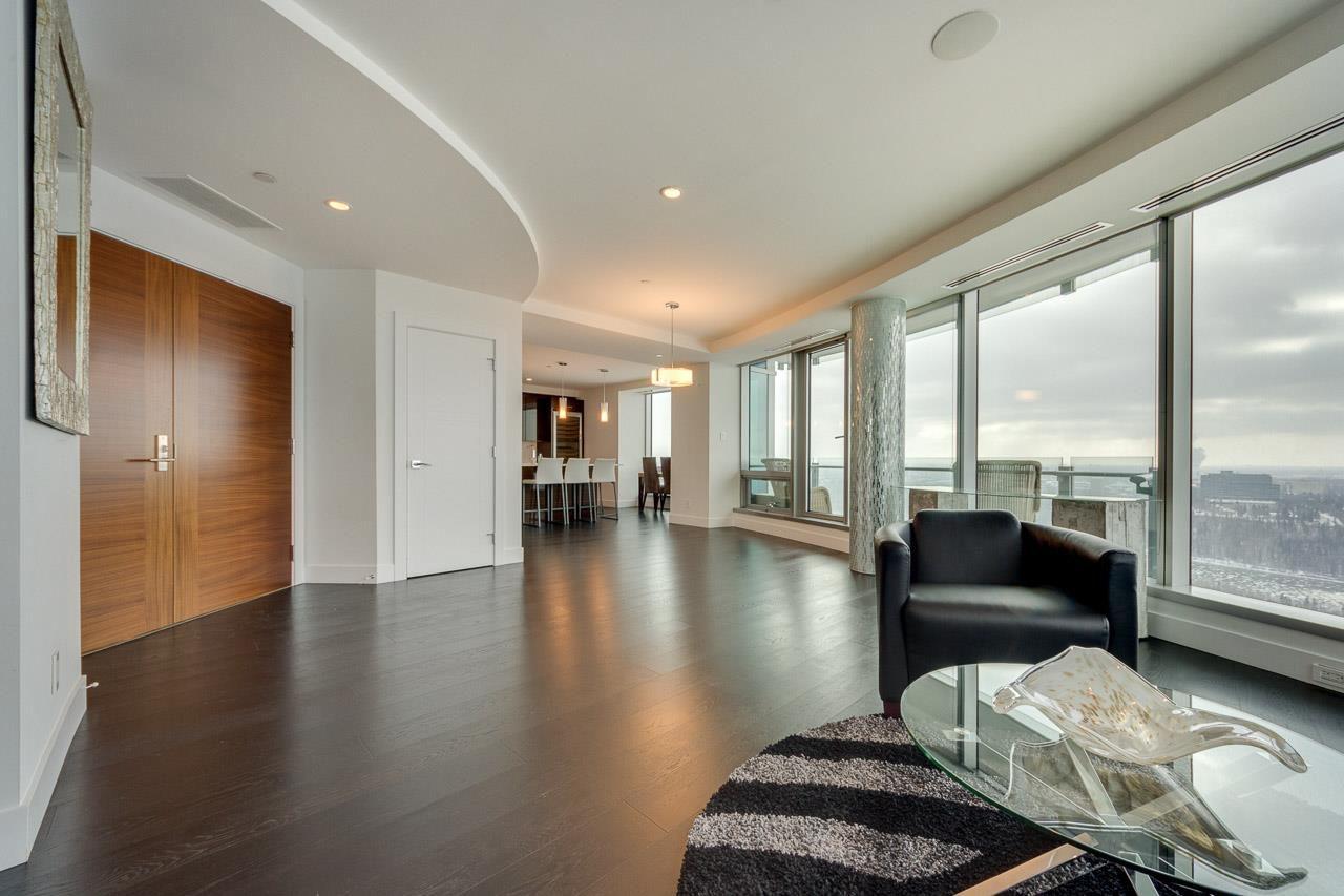 Photo 3: Photos: 2703 11969 JASPER Avenue in Edmonton: Zone 12 Condo for sale : MLS®# E4135423