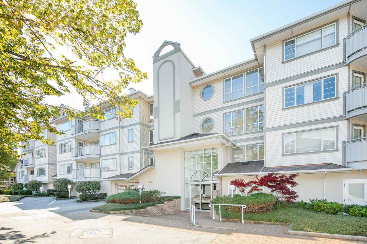 """Main Photo: 310 8120 BENNETT Road in Richmond: Brighouse South Condo for sale in """"Canaan Court"""" : MLS®# R2326947"""
