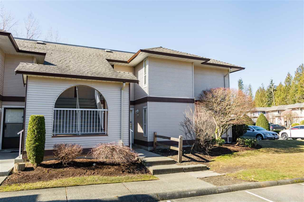 Main Photo: 803 1750 MCKENZIE Road in Abbotsford: Poplar Townhouse for sale : MLS®# R2350299