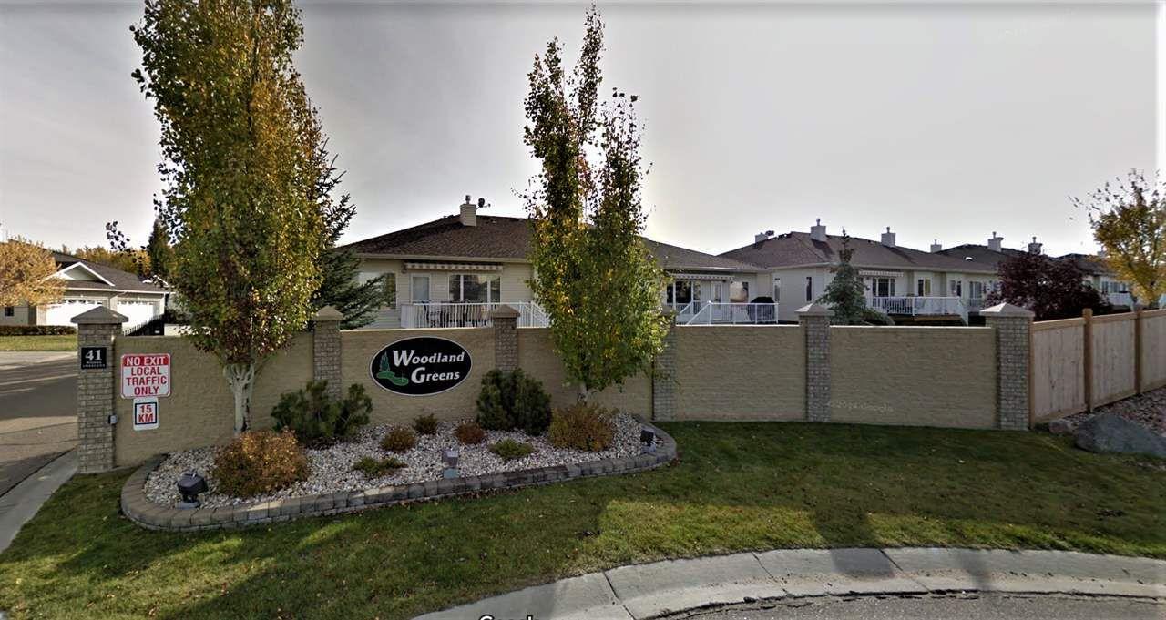 Main Photo: 109 41 WOODS Crescent: Leduc House Half Duplex for sale : MLS®# E4148314