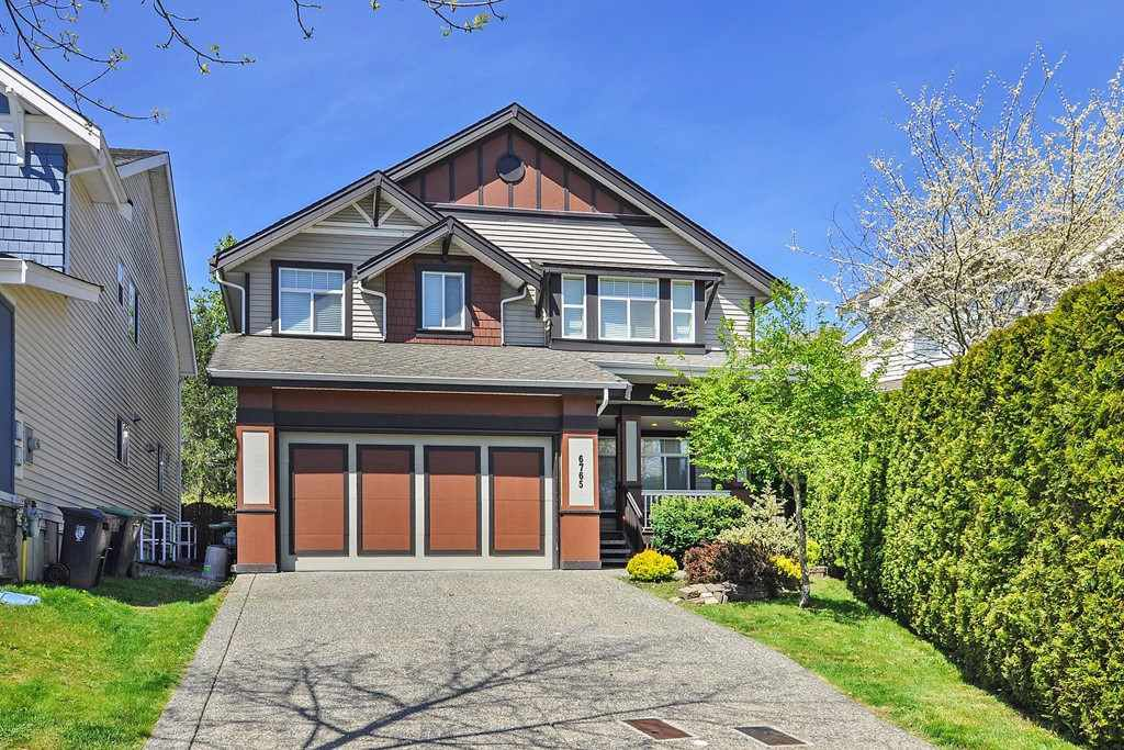 """Main Photo: 6765 204B Street in Langley: Willoughby Heights House for sale in """"Tanglewood"""" : MLS®# R2365146"""