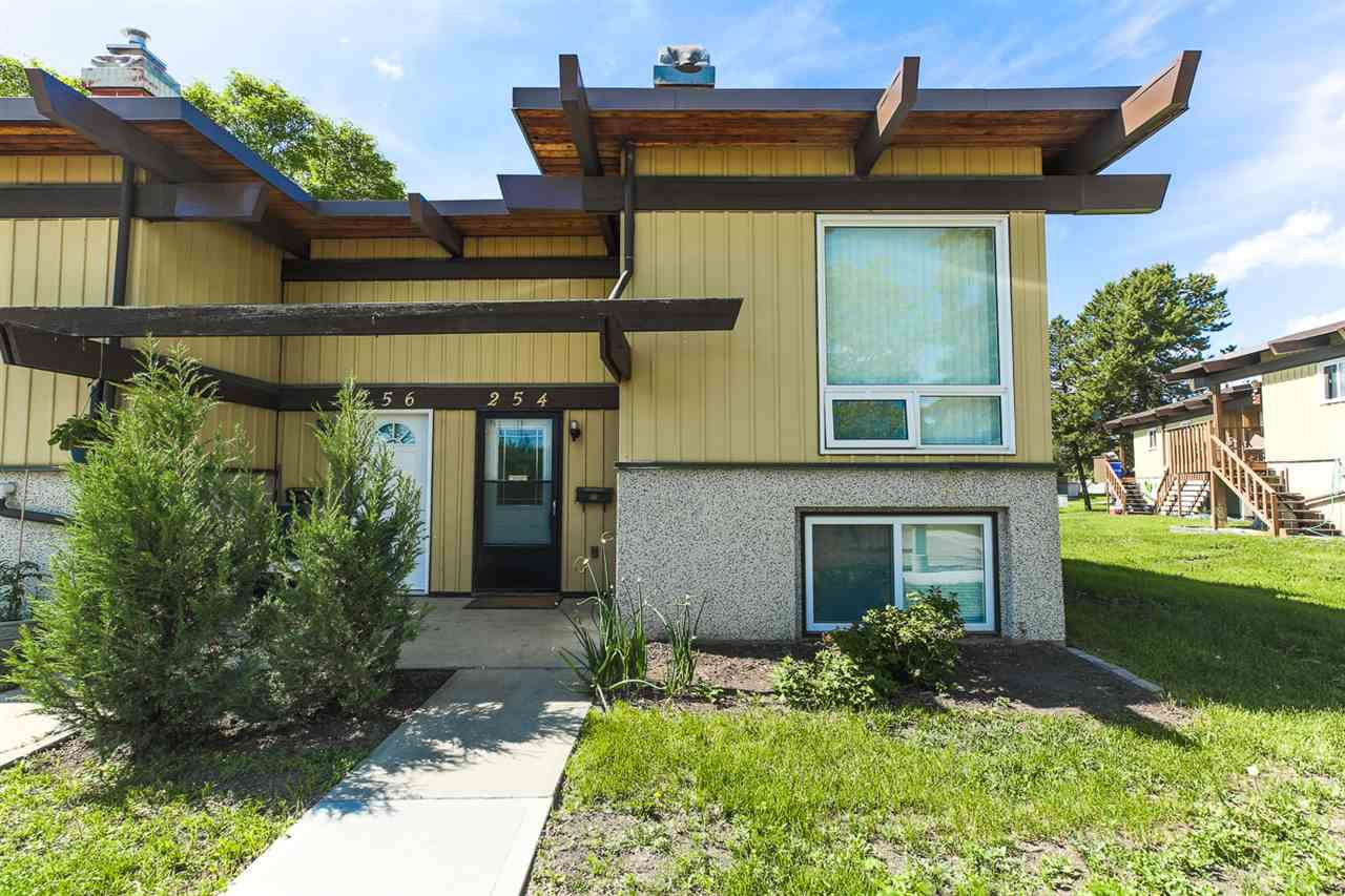 Main Photo: 254 Richfield Road in Edmonton: Zone 29 Condo for sale : MLS®# E4161747