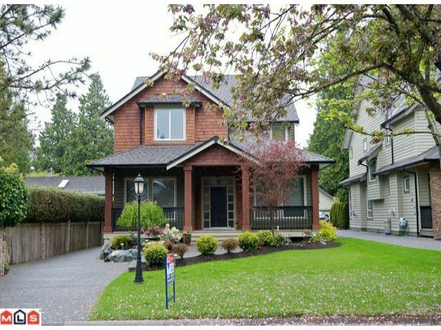 "Main Photo: 2350A HARBOURGREENE Drive in Surrey: Crescent Bch Ocean Pk. House for sale in ""OCEAN PARK"" (South Surrey White Rock)  : MLS®# F1112801"