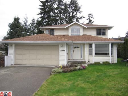 Main Photo: 19983 48A AV in Langley: House for sale (Langley City)  : MLS®# F1003788