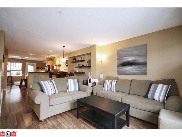 "Main Photo: # 13 20350 68TH AV in Langley: Willoughby Heights Condo for sale in ""Sunridge"" : MLS®# F1106051"