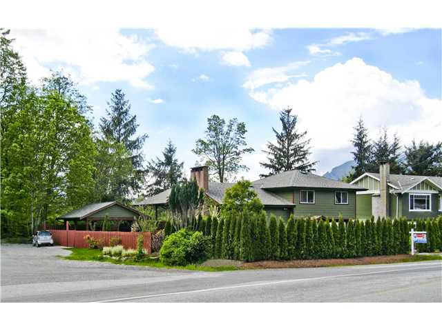Main Photo: 2190 SKYLINE Drive in Squamish: Garibaldi Highlands House for sale : MLS®# V933722
