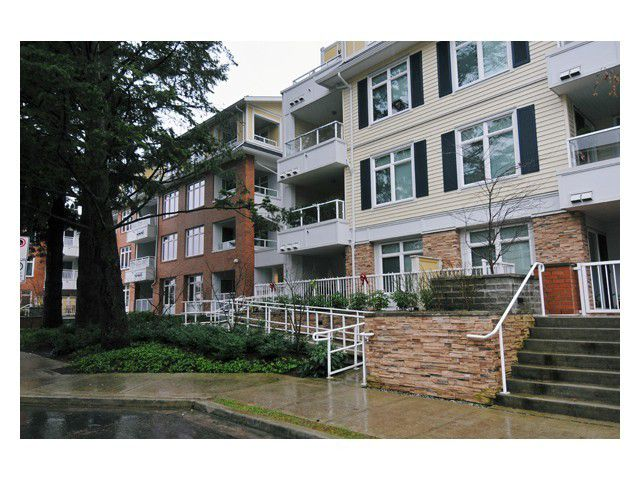 """Main Photo: 407 2368 MARPOLE Avenue in Port Coquitlam: Central Pt Coquitlam Condo for sale in """"RIVER ROCK LANDING"""" : MLS®# V1053124"""