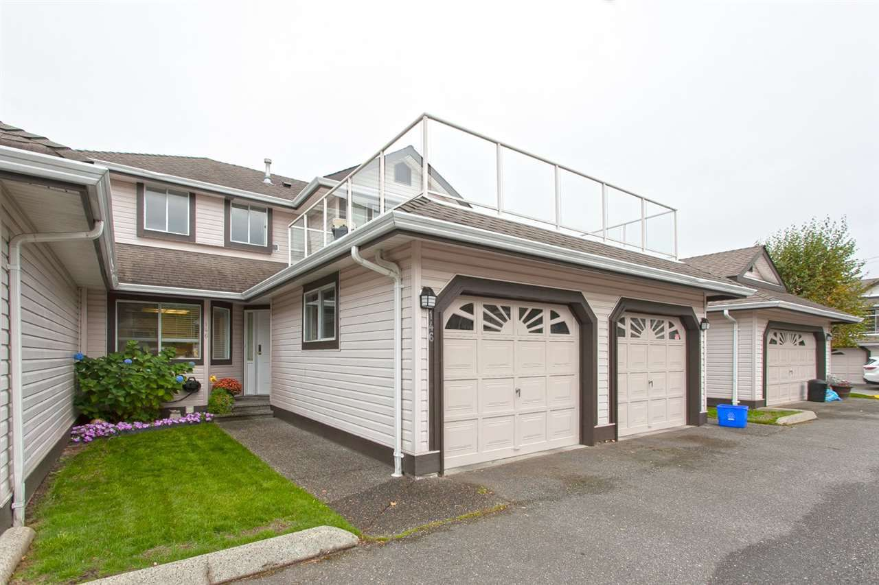 "Main Photo: 146 3080 TOWNLINE Road in Abbotsford: Abbotsford West Townhouse for sale in ""The Gables"" : MLS®# R2003562"