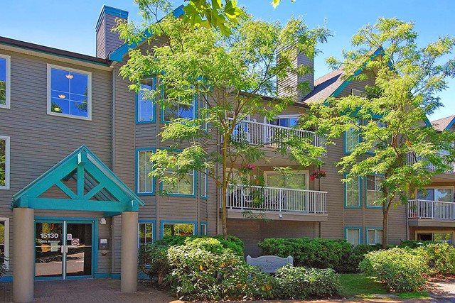 "Main Photo: 209 15130 108 Avenue in Surrey: Bolivar Heights Condo for sale in ""RIVER POINTE"" (North Surrey)  : MLS®# R2015858"