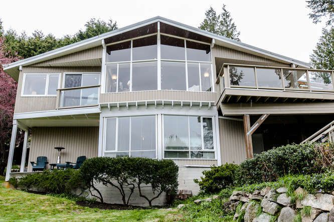 Main Photo: 4748 MARINE Drive in West Vancouver: Olde Caulfield House for sale : MLS®# R2050760