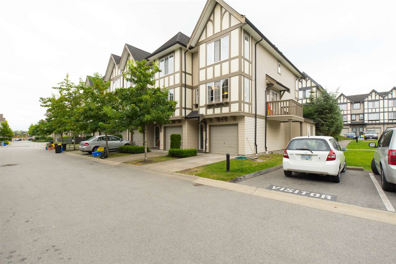 "Main Photo: 137 20875 80 Avenue in Langley: Willoughby Heights Townhouse for sale in ""PEPPERWOOD"" : MLS®# R2096344"