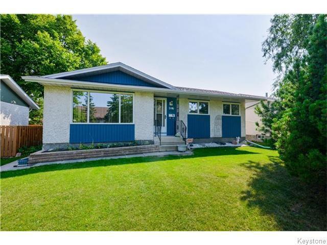 Main Photo: 246 Hazelwood Avenue in Winnipeg: Meadowood Residential for sale (2E)  : MLS®# 1623489