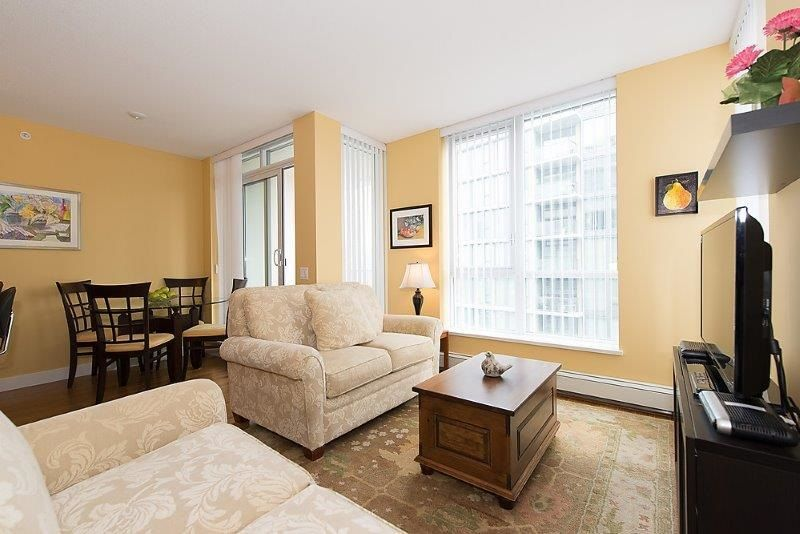 """Main Photo: 805 1833 CROWE Street in Vancouver: False Creek Condo for sale in """"THE FOUNDRY"""" (Vancouver West)  : MLS®# R2120097"""