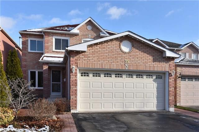 Main Photo: 39 Reese Avenue in Ajax: Central West House (2-Storey) for sale : MLS®# E3669148