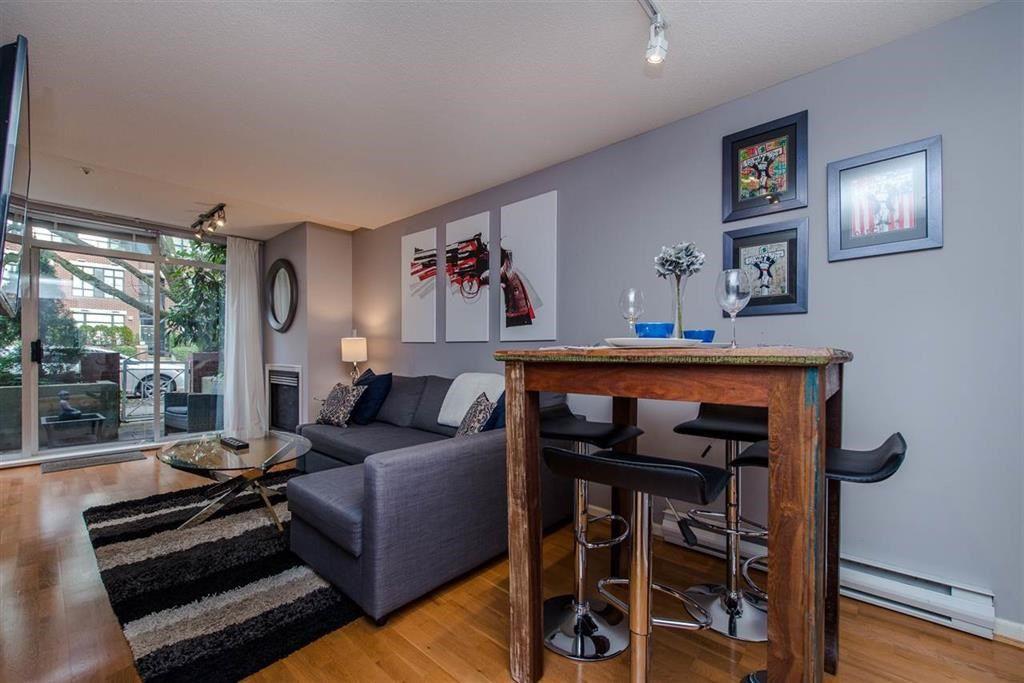 "Main Photo: 103 2268 W 12TH Avenue in Vancouver: Kitsilano Condo for sale in ""The Connaught"" (Vancouver West)  : MLS®# R2134816"