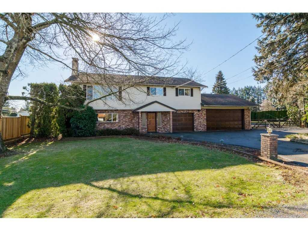 "Main Photo: 24570 52 Avenue in Langley: Salmon River House for sale in ""North Otter / Salmon River"" : MLS®# R2136174"