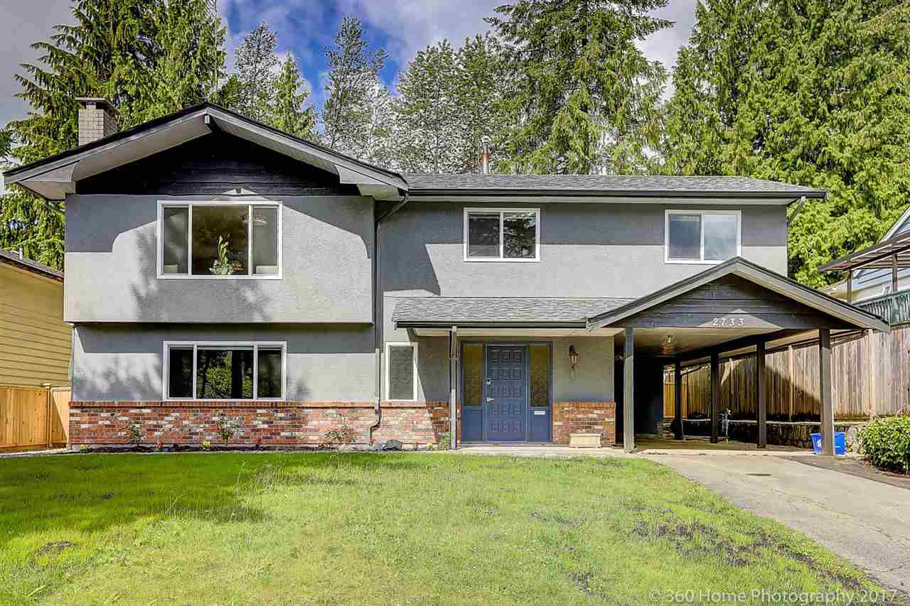 Main Photo: 2733 MASEFIELD ROAD in North Vancouver: Lynn Valley House for sale : MLS®# R2179274