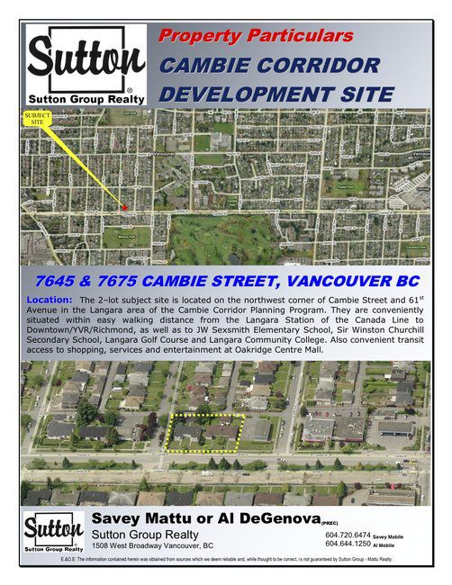 Main Photo:  in Vancouver: Business with Property for sale