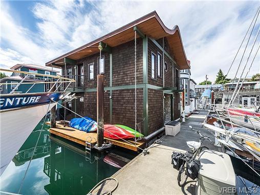 Main Photo: B28 453 Head Street in VICTORIA: Es Old Esquimalt Residential for sale (Esquimalt)  : MLS®# 366339
